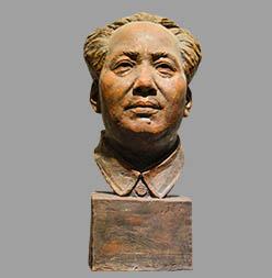 毛泽东胸像